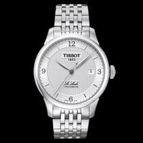 Tissot Steel 39.3mm Automatic T0064081103700 new