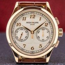 Patek Philippe Chronograph Oro rosado 39mm Árabes