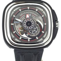 Sevenfriday P3-1 Steel 47mm Silver United States of America, Illinois, BUFFALO GROVE
