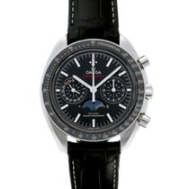 Omega 304.33.44.52.01.001 Acier Speedmaster Professional Moonwatch Moonphase 44.2mm occasion