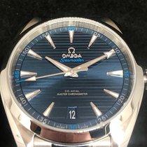 Omega Seamaster Aqua Terra Acciaio 41mm Blu Senza numeri Italia, San Giovanni Valdarno