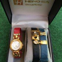 豪雅 女士錶 27mm 石英 新的 附正版包裝盒的手錶 2000