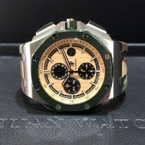 Audemars Piguet Royal Oak Offshore Chronograph 26400SO.OO.A054CA.01 Très bon Acier 44mm Remontage automatique