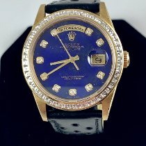 Rolex Day-Date Yellow gold Blue United States of America, Texas, Mckinney