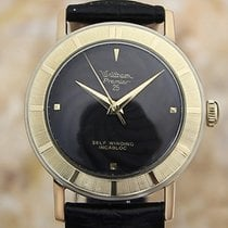 Waltham Steel 33mm Automatic Waltham Premier pre-owned
