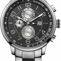 Tommy Hilfiger Steel 45mm Quartz 1790860 new United States of America, New Jersey, Somerset