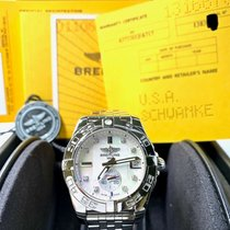 Breitling Galactic 36 Steel 36mm Mother of pearl United States of America, California, San Diego