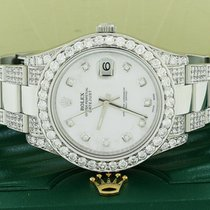 Rolex Datejust II Steel 41mm Mother of pearl United States of America, New York, New York