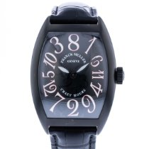 Franck Muller Crazy Hours Steel 38mm Black United States of America, Georgia, Atlanta
