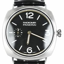 Panerai Special Editions Titanium 47mm Black United States of America, New York, Smithtown