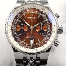 Breitling Montbrillant Légende Steel 47mm Brown No numerals United States of America, Florida, Boca Raton