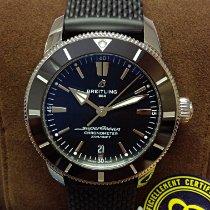 Breitling AB2030121B1S1 Acier 2020 Superocean Heritage 44mm nouveau