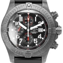 Breitling Super Avenger Steel 48.4mm