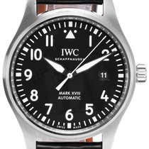 IWC Pilot Mark occasion 40mm Cuir