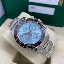 Rolex Daytona Platinum 40mm Blue United States of America, Florida, Miami