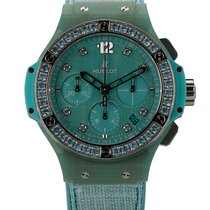 Hublot Big Bang Tutti Frutti Acero 41mm Verde