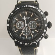 Nautica Watches Chrono A23500 WR100 Japan movement 2012 new