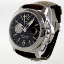 Panerai Luminor GMT Automatic Stahl 44mm Arabisch