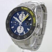 IWC 3767-01 Acero 2010 Aquatimer Chronograph 45.5mm usados
