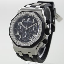 Audemars Piguet 26048SK.ZZ.D002CA.01 Zeljezo 2012 Royal Oak Offshore Lady 39mm rabljen