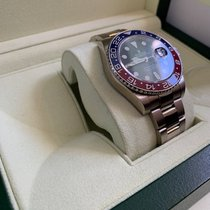 Rolex GMT-Master II White gold United States of America, Florida, Miami