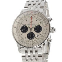 Breitling Navitimer Rattrapante AB0311211G1A1 Nieuw Staal 45mm Automatisch