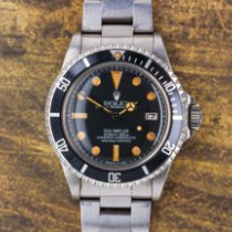 Rolex Sea-Dweller Steel 40mm Black No numerals United States of America, Florida, Sunny Isles Beach
