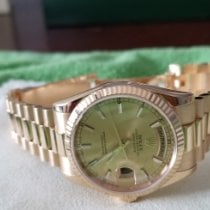 Rolex Day-Date 36 new 2010 Automatic Watch with original box and original papers 118238