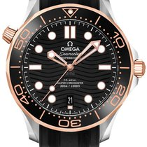 Omega Seamaster Diver 300 M 210.22.42.20.01.002 2020 new