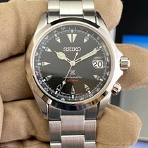 Seiko Prospex Steel 39.5mm Black Arabic numerals United States of America, Georgia, Atlanta