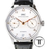 IWC Portuguese Automatic IW500114 2015 new