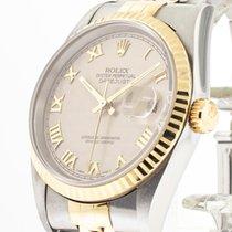 Rolex Datejust Gold/Steel 36mm Roman numerals United States of America, Georgia, Atlanta