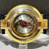 Jean d'Eve Gult guld 36mm Kvarts brugt