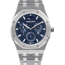 Audemars Piguet Royal Oak Perpetual Calendar Platinum Blue United States of America, New York, New York