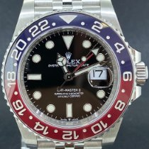 Rolex GMT-Master II 126710BLRO Unworn Steel 40mm Automatic