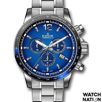 Edox Chronorally ED10229-3NBUM-BUIN new