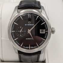 Eterna Steel 41.5mm Automatic 7682.41.40.1321 pre-owned United States of America, Oregon, Portland