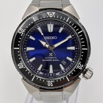 Seiko Prospex Steel 45mm Blue No numerals United States of America, Oregon, Portland