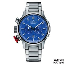 Edox Chronorally ED10302-3M-BUIN new