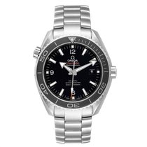 Omega Seamaster Planet Ocean 232.30.46.21.01.001 2015 pre-owned