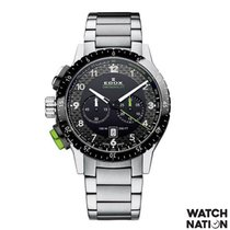 Edox Chronorally ED10305-3NVM-NV new