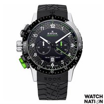 Edox Chronorally ED10305-3NV-NV new