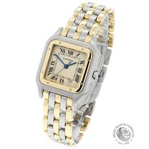 Cartier Panthère Gold/Steel 26mm Champagne United Kingdom, London