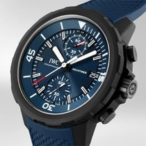 IWC IW379507 Acero 2019 Aquatimer Chronograph 45mm nuevo