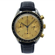 Omega Speedmaster Reduced Acero y oro 39mm Oro Sin cifras