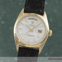 Rolex Day-Date 36 36mm Blanc