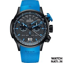 Edox Chronorally ED38001-TINN1-NIBU1 new