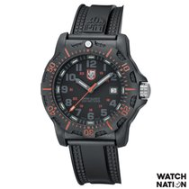 Luminox Black Ops Carbon 38mm Schwarz Arabisch
