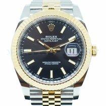 Rolex Datejust II Gold/Steel 41mm Black No numerals Singapore, Singapore