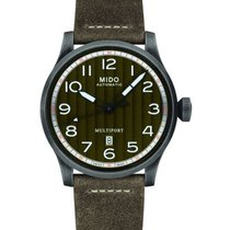 Mido Steel 44mm Automatic M032.607.36.090.00 new